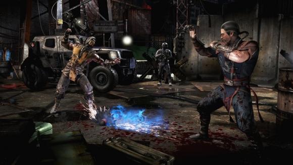 Mortal Kombat X Online Modu Yenileniyor!