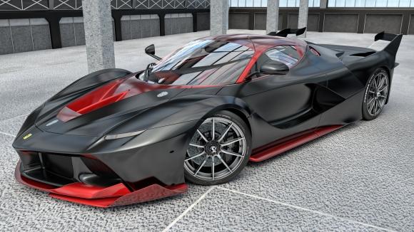 Ferrari En Güçlü FXX Modelini Üretecek
