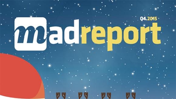 Madreport'un Yeni Sayısı Çıktı!
