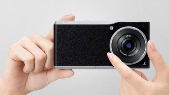 Panasonic Lumix CM10 Tanıtıldı!