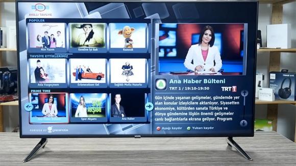 Vestel 48UA9300 TV İncelemesi