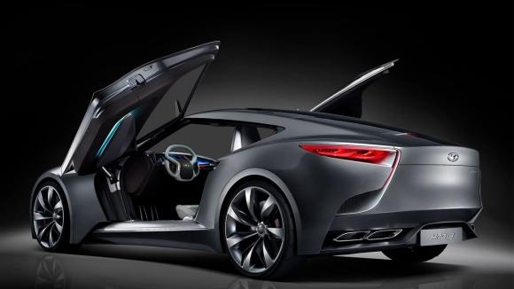 Hyundai Katlanan Otomobil Geliştiriyor!