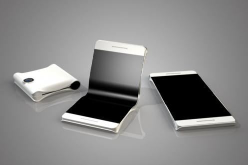 Katlanabilir Telefonlar Ne Zaman Gelecek?
