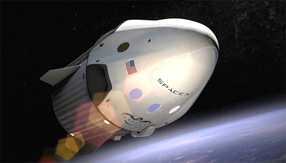 SpaceX, Uzay Gemisini Test Etti!