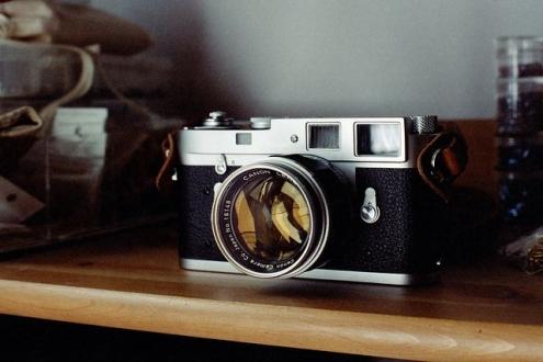 Fotoğraf Makinelerinin Evrimi