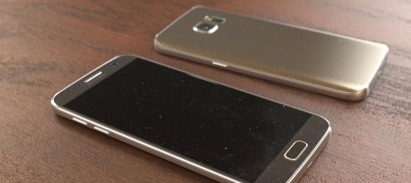 Galaxy S7 Fabrikada Görüntülendi!