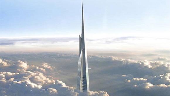 Dünyanın En Uzun Binasında Sona Gelindi!