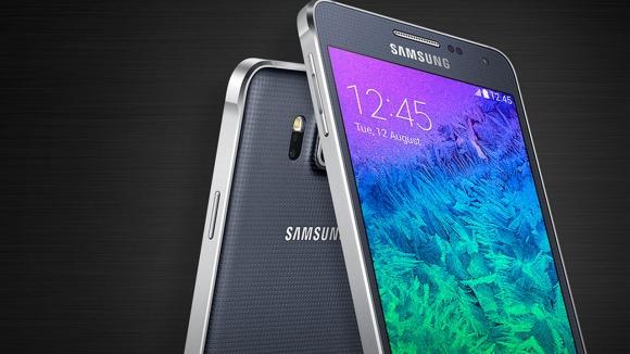 Samsung Galaxy Alpha İndirimde!