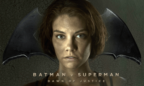 Lauren Cohan, Batman v Superman'de!