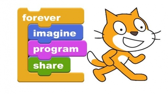 Programlama Artık Çocuk Oyuncağı: Scratch