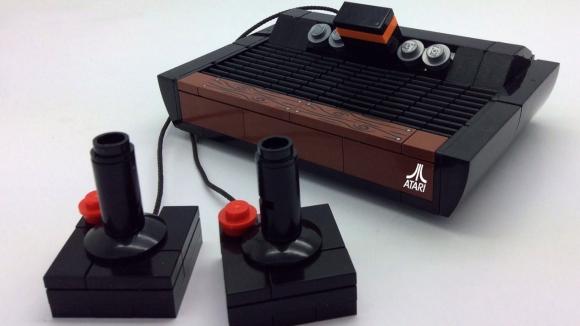 Atari Oyunları Geri Dönüyor