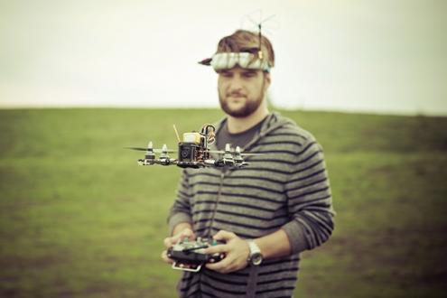 Drone Yarışı Düzenlenecek