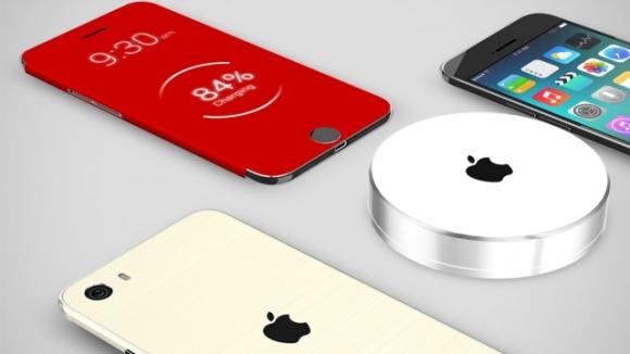 Apple, Kablosuz Şarj Üzerine Çalışıyor!