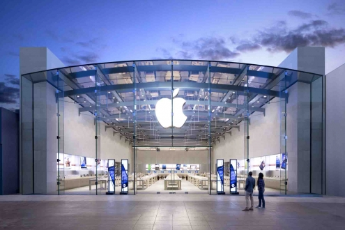 Üçüncü Apple Store'un Yeri Belli Oldu!