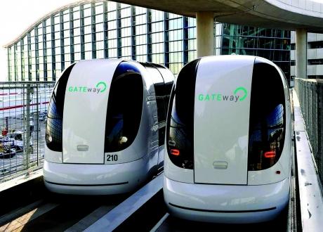 Sürücüsüz, Yolcu Taşıyan Araçlar Denenecek!