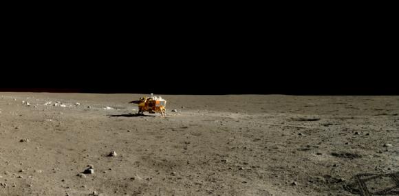 Gerçek Renk HD Ay Görselleri Yayımlandı