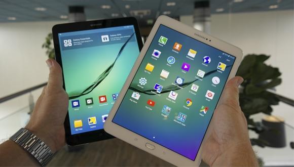 Samsung Galaxy Tab S3 Geliyor