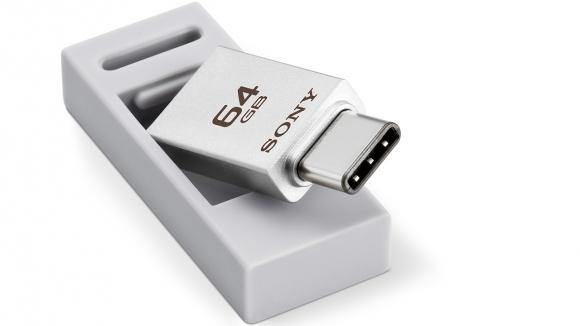 Sony, USB Type-C Flash Belleğini Tanıttı