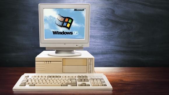 Tarayıcınızda Windows 95 Çalıştırın!