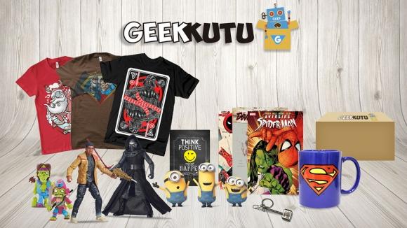 Geek Kutu ile Sürprizlere Hazır Olun