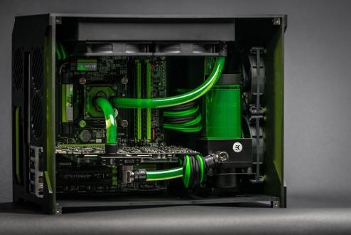 Özel Üretilmiş PC Kasaları #3