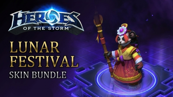 Heroes of the Storm Ay Festivalini Kutluyor