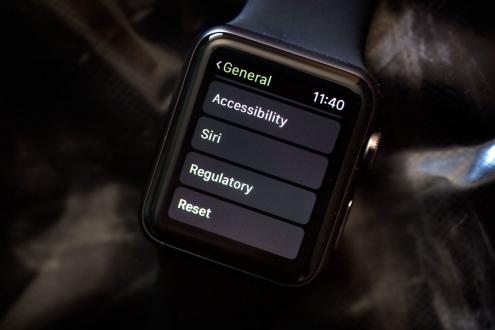 Yeni Apple Watch Geliyor
