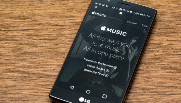 Apple Music Android'de Daha Kabiliyetli!