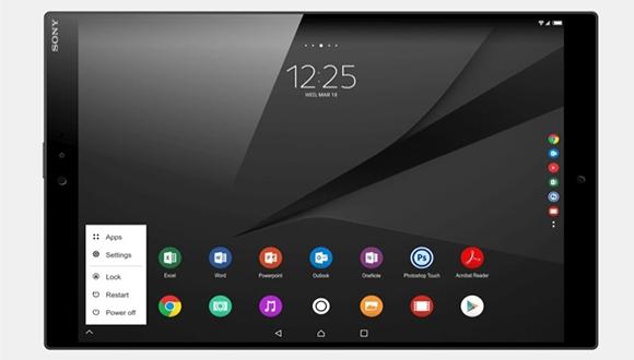 Xperia Z5 Tablet Ultra Özellikleri Sızdı