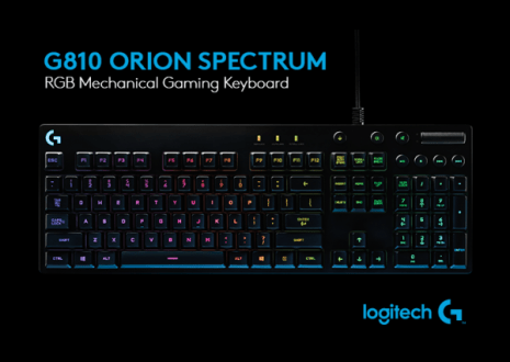 G810 Orion Spectrum Tanıtıldı