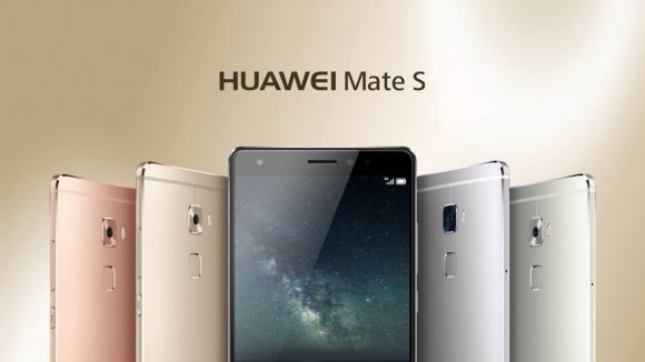 Huawei Mate S Kutusundan Çıkıyor