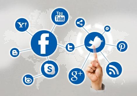 Sosyal Medya Ülke Nüfuslarına Karşı