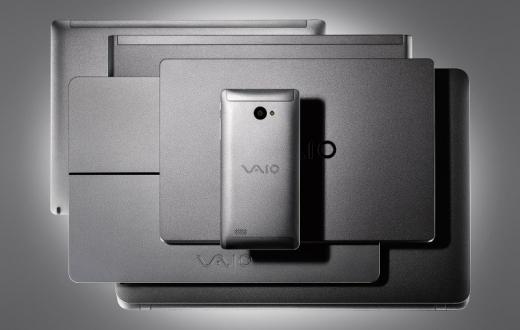 VAIO, Phone Biz Modelini Duyurdu!