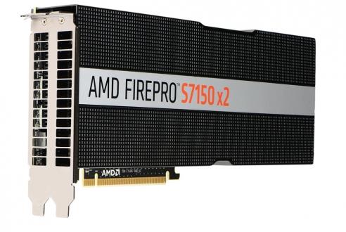 AMD FirePro GPU S-Serisi Duyuruldu
