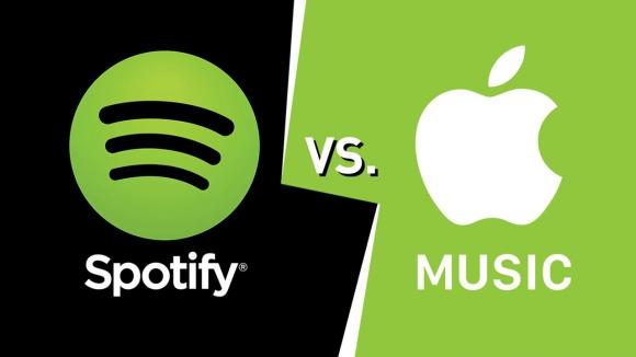 iPhone'da Apple Music mi Spotify mı?