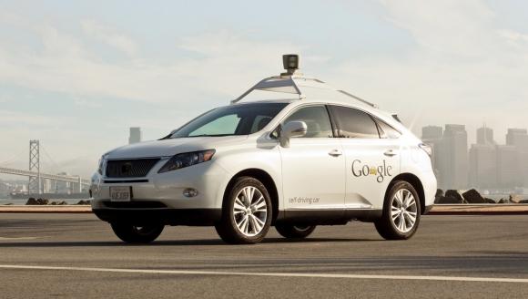 Google'ın İnsansız Aracı Sokaklara İniyor