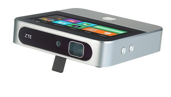 Yeni Akıllı Projektör ZTE Spro2 Türkiye'de!