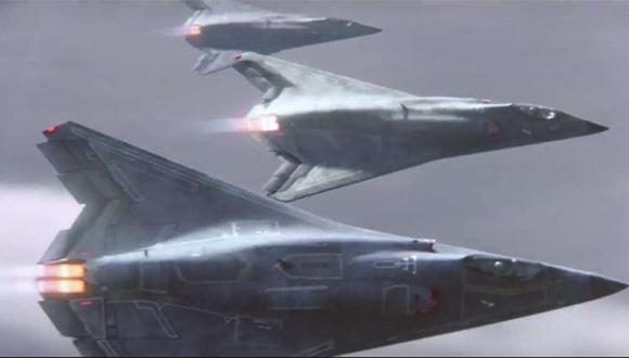 Northrop Grumman Yeni Savaş Uçağını Gösterdi!