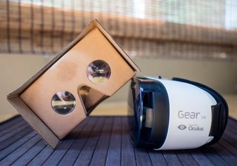 Google, Android'li VR Üzerinde Çalışıyor