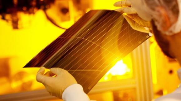 Heliatek, Organik Güneş Paneli Yaptı