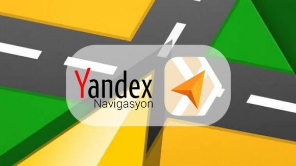 Yandex.Navigasyon'a Bulut Desteği
