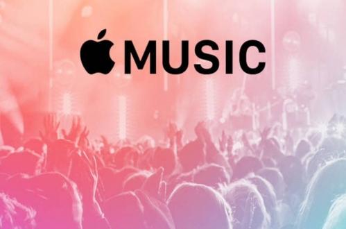 Apple Music Giderek Büyüyor