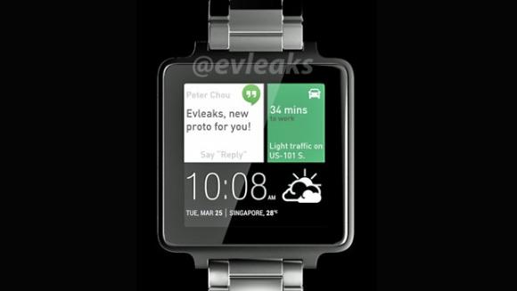 HTC Akıllı Saat Nihayet Geliyor