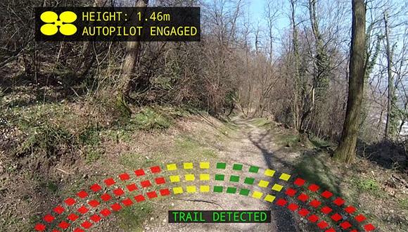 Ormanda İnsan Avlayan Drone!