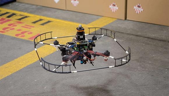 DARPA'dan 70 km Hız Yapan Drone!