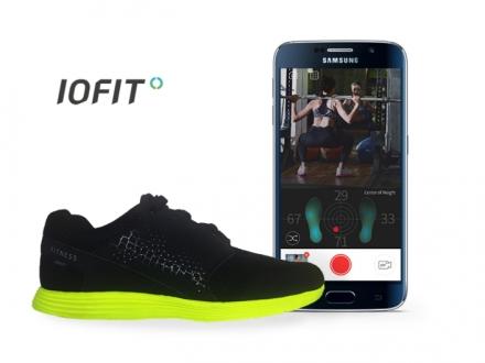 Samsung Destekli Akıllı Ayakkabı