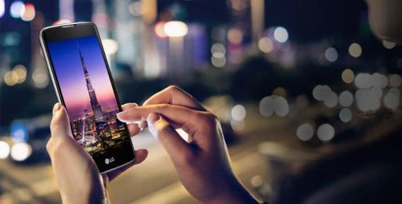 LG K8 Resmî Olarak Tanıtıldı