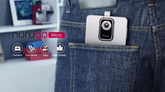Telefonlar için Mikroskop: Nurugo Micro!