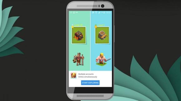 Android'de Uygulama Klonlayın