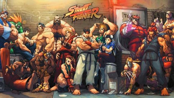 Dünden Bugüne Street Fighter